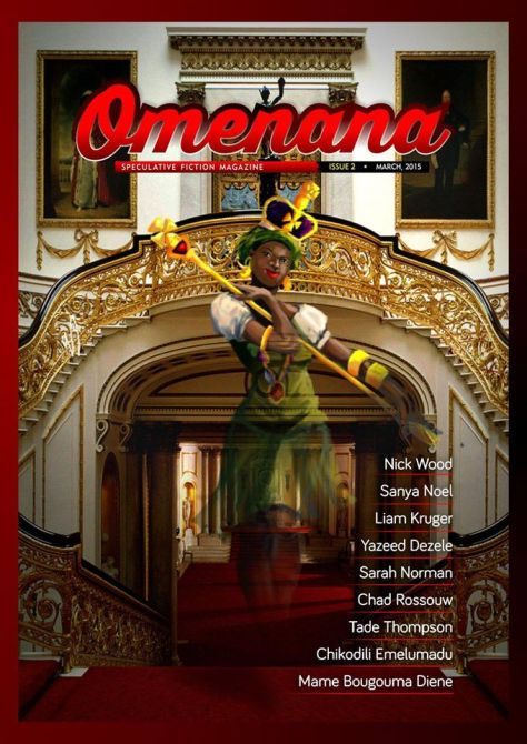 omenana issue 2 final cover