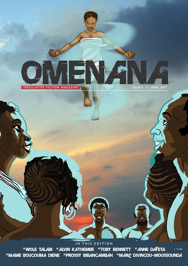 Omenana Speculative Fiction Magazine, Issue 9